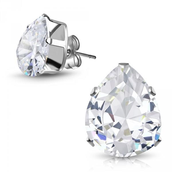 Dárková sada stříbrných šperků s křišťálem