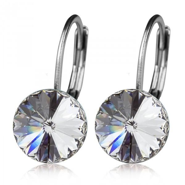 Prsten stříbrný R0247 AQ, velikost prstenu 52