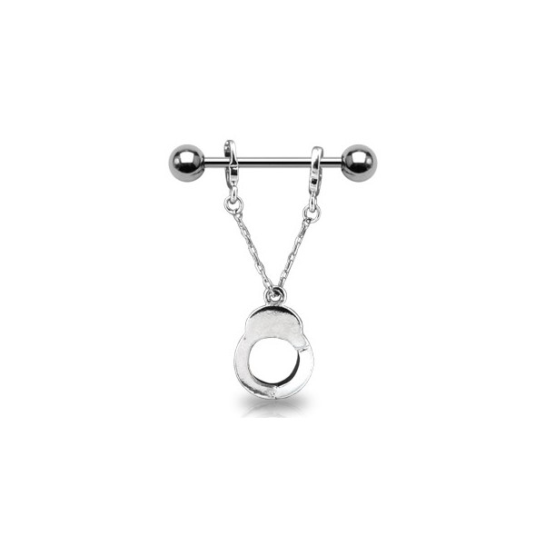 Stříbrný řetízek ANKR 3 mm - rhodiovaný