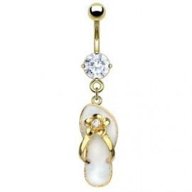 Bižuterní náhrdelník s Achátem 66cm