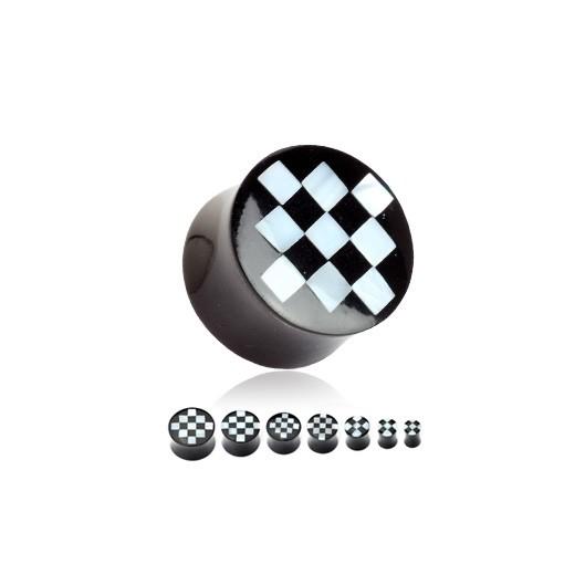 Stříbrná souprava se Swarovski Elements KAPKA 22mm