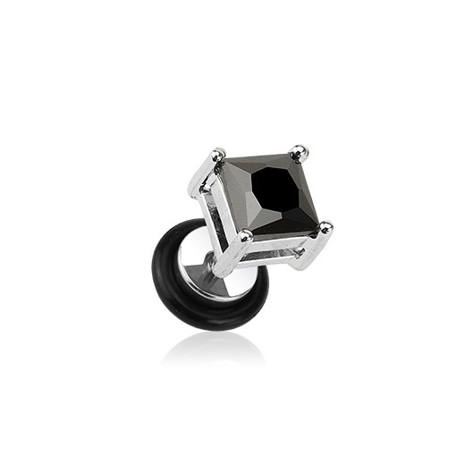 Stříbrný prsten DARION se Swarovski Zirconia