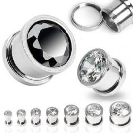 Silvego stříbrný set šperků se Swarovski(R) Crystals Edelweiss