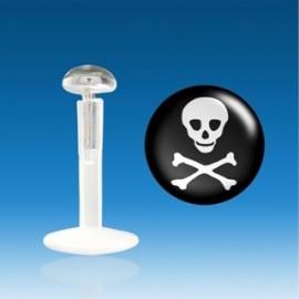 Zanáušnice - ozdobné zavírání - perličky k puzetovým náušnicím