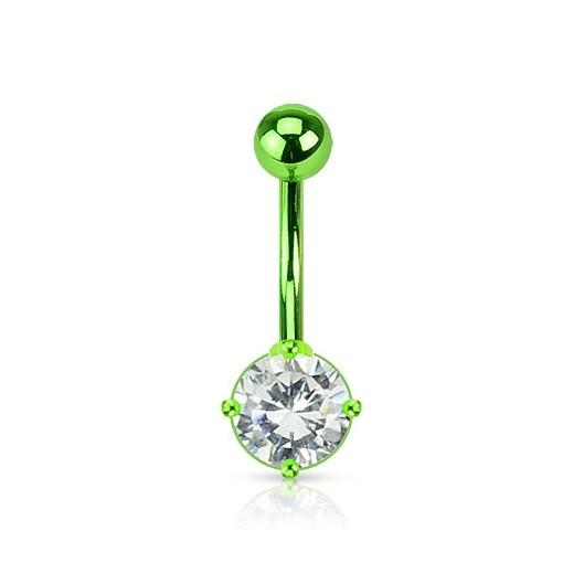 Naušnice ESSW08 rose s krystaly Swarovski Elements