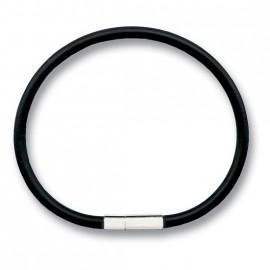 Ocelové náušnice - kroužky se zirkony