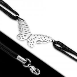Stříbrný náhrdelník NAVYA