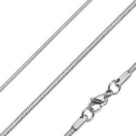 Náušnice se Swarovski Elements Baroque Aquamarine 22mm - stříbro