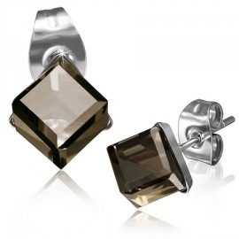 Silvego stříbrný přívěsek se Swarovski(R) Crystals Baroque 16mm Argent