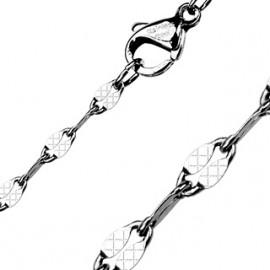 Stříbrný přívěsek Twist Argent 18mm se Swarovski Elements