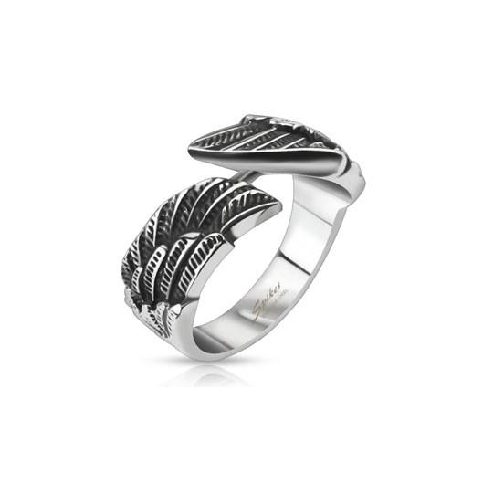 Zásnubní prsten chirurgická ocel OPR1490, velikost prstenu 50