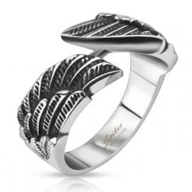 Zásnubní prsten chirurgická ocel OPR1490