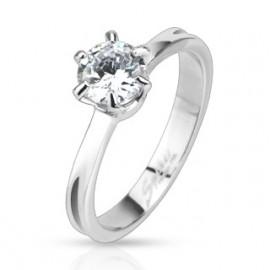 Set stříbrných šperků ALLURA náušnice a náhrdelník