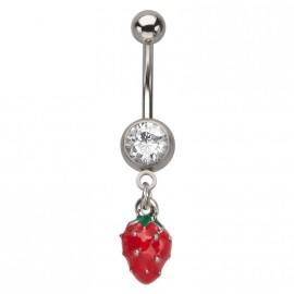 Stříbrná decentní souprava šperků Srdce
