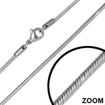 Prsten chirurgická ocel matná LZRO007