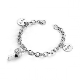 Stříbrný prsten s krystaly Swarovski černý 35030.3