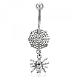 Stříbrný prsten s perlou pastelově růžový 35022.3