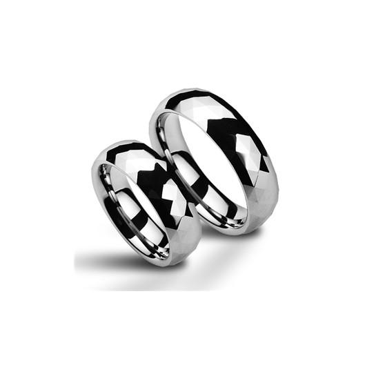"Matný ocelový prsten ""DAD"", velikost prstenu 62"