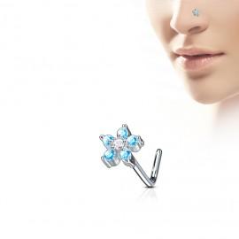 Ocelový náhrdelník s krystaly Crystals from Swarovski®, PEPPER