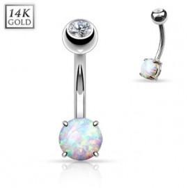Ocelový náhrdelník s krystaly Crystals from Swarovski®, PARADISE SHINE