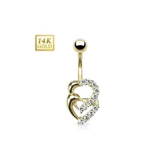 Stříbrný prsten - mašlička, vel. 55, velikost prstenu 55