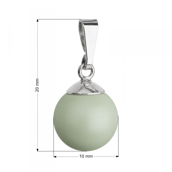Naušnice chirurgická ocel se zirkony PBTEA711