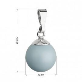 CZ Kubický zirkon - Light Aquamarine, pr. 2.00 mm
