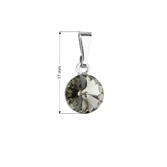 Prsten chirurgická ocel s kamínkem LZRC226