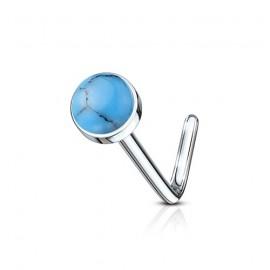 Falešný piercing kroužek OKSEP45