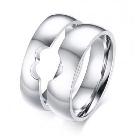 Snubní prsteny chirurgická ocel HKNSS1000