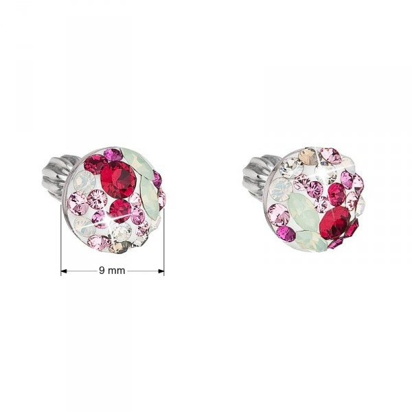 Naušnice kruhy ESSW20_60