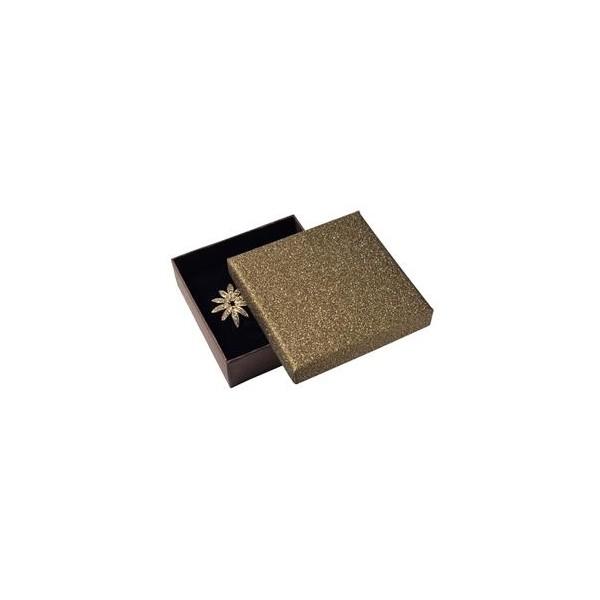 LEVIEN Prsten SWAROVSKI® elements - Hematite, velikost prstenu 63