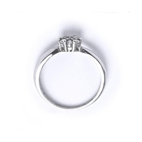 Zásnubní prsten chirurgická ocel, velikost prstenu 60