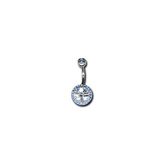 Ocelové náušnice - kruhy 27 mm