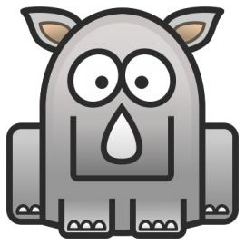 Wolframový přívěšek - obdélník