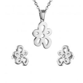BUKA Perlový náhrdelník Buka Mutiara – růžové perly