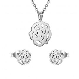 BUKA Dvojitý perlový náhrdelník Buka mini Cleopatra – černé perly