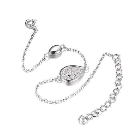 Stříbrný prsten Mystic Topaz, velikost prstenu 55