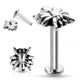 Stříbrný náhrdelník, SWAROVSKI® elements