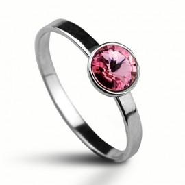 BUKA Perlový náramek Buka Mutiara – růžové perly