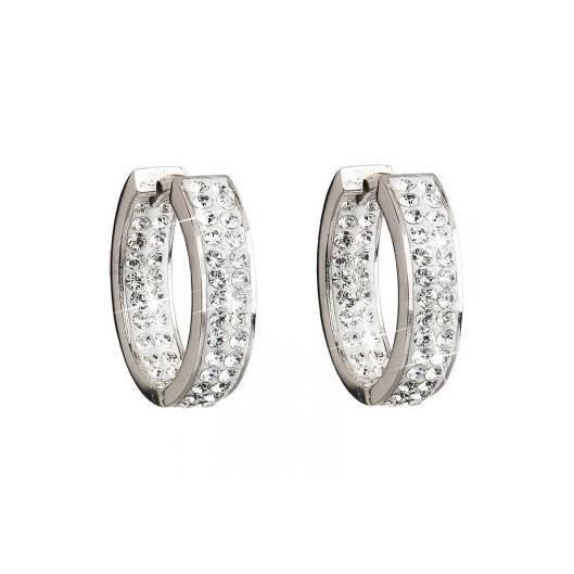 Dámský proplétaný ocelový prsten, velikost prstenu 52