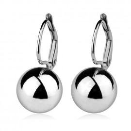 Stříbrný náhrdelník a dvojpřívěšek srdce a klíček