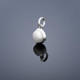 Perlový přívěšek Buka – bílá perla malá