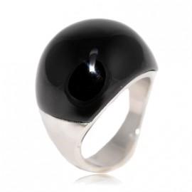 Ocelový prsten OPR1017