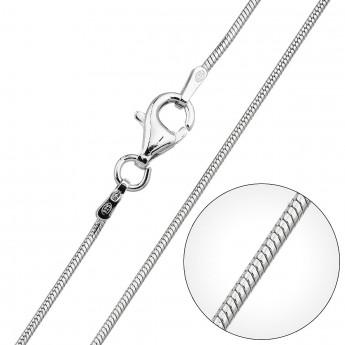 Stříbrný řetízek kulatý délka 42 cm