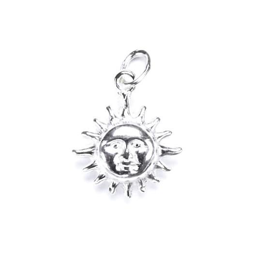 Stříbrný přívěšek - sluníčko