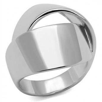 Netradiční propletený prsten