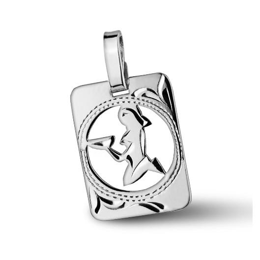 Stříbrný přívěšek znamení PANNA