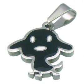 Ocelový přívěšek - ovečka