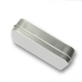 Dárková kovová krabička na benzínový zapalovač